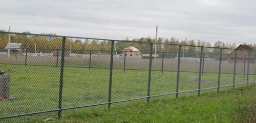 Забор из сетки рабица Киевская область Киев