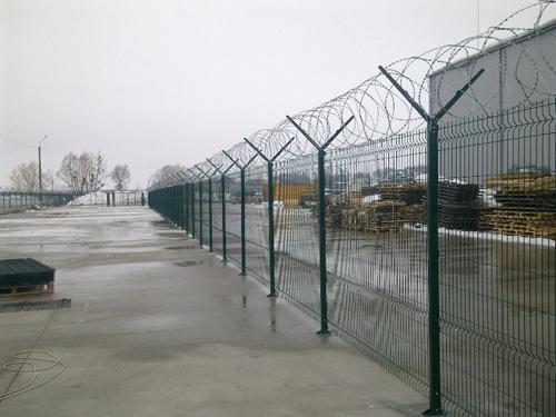 Забор для промышленных объектов Киевская область Киев