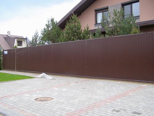 Забор для дачи Киевская область Киев