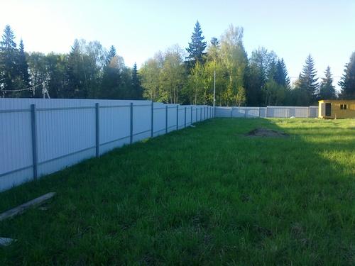Высокий забор Киевская область Киев