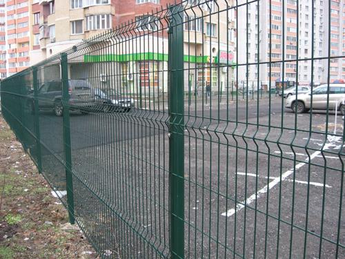 Забор из сетки Киевская область Киев